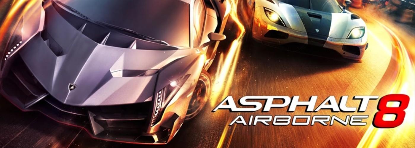 Музыка из Asphalt 8: Airborne