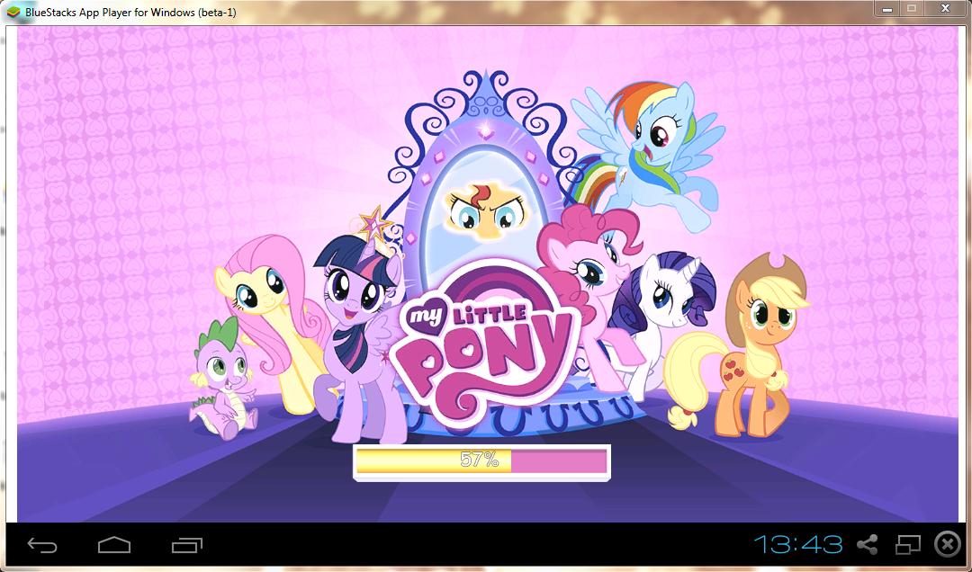 игра пони скачать бесплатно на компьютер