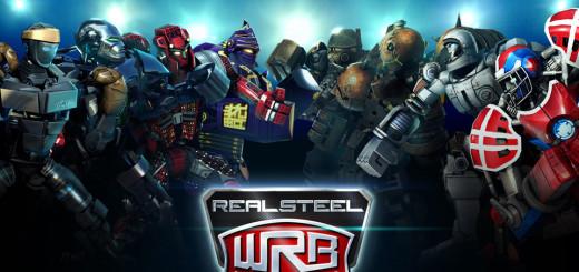 Real Steel World Robot Boxing на компьютер