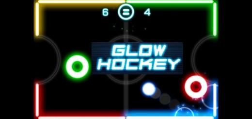 Glow Hockey на компьютер