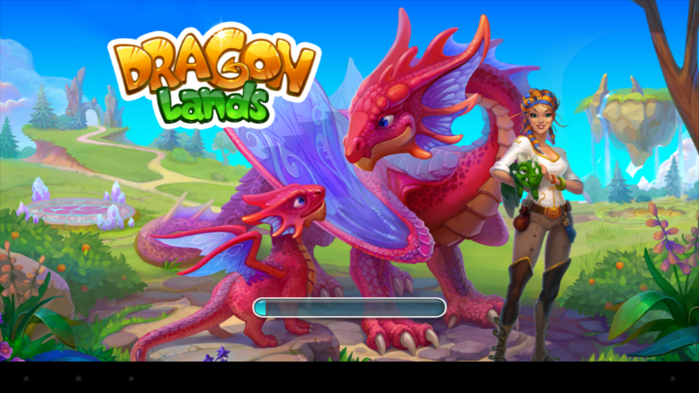 Игра Dragon Lands на компьютер