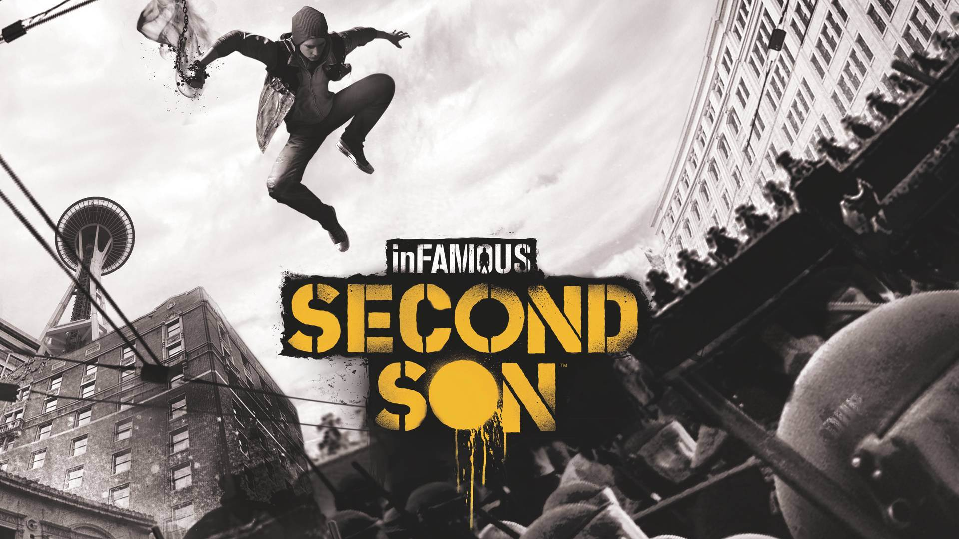 Infamous: Second Son на PC