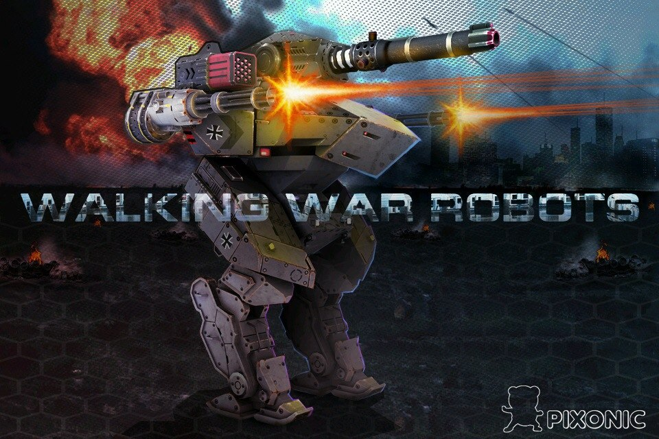 Walking War Robots на компьютер