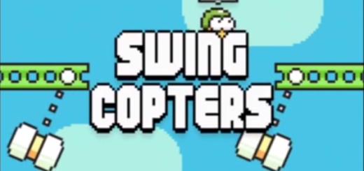 Swing Copters на компьютер