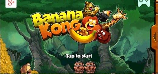 Banana Kong на компьютер