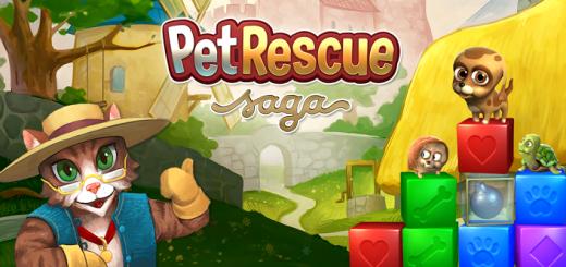 Pet Rescue Saga для компьютера
