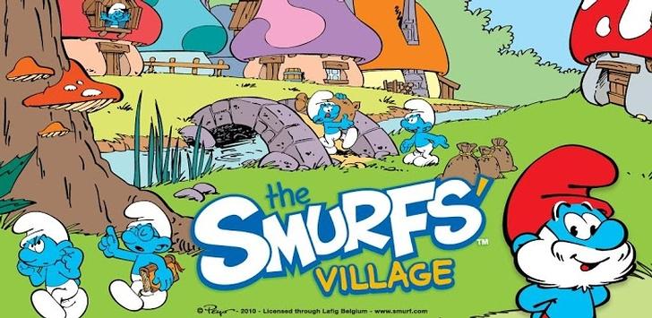 Smurfs Village на компьютер