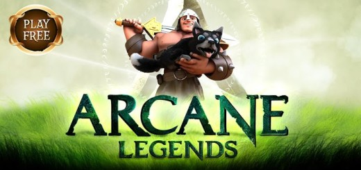 Arcane legends на компьютер