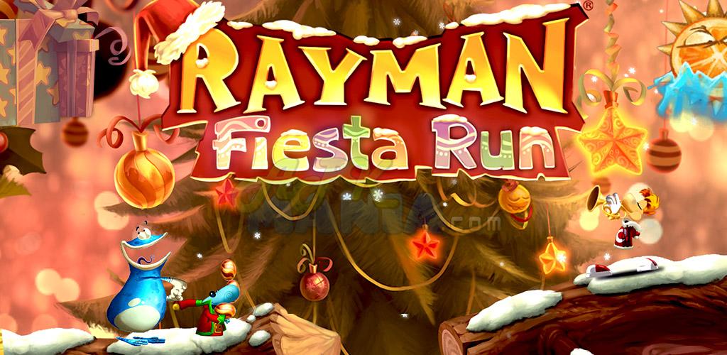 Rayman Fiesta Run для компьютер