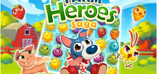Farm Heroes Saga на компьютер