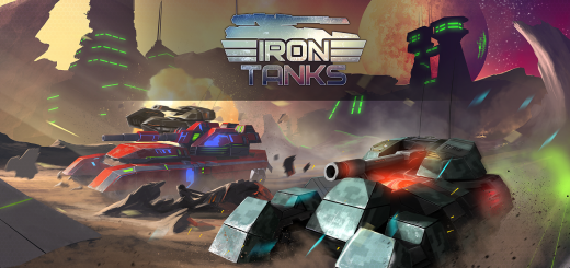 Iron Tanks на компьютер