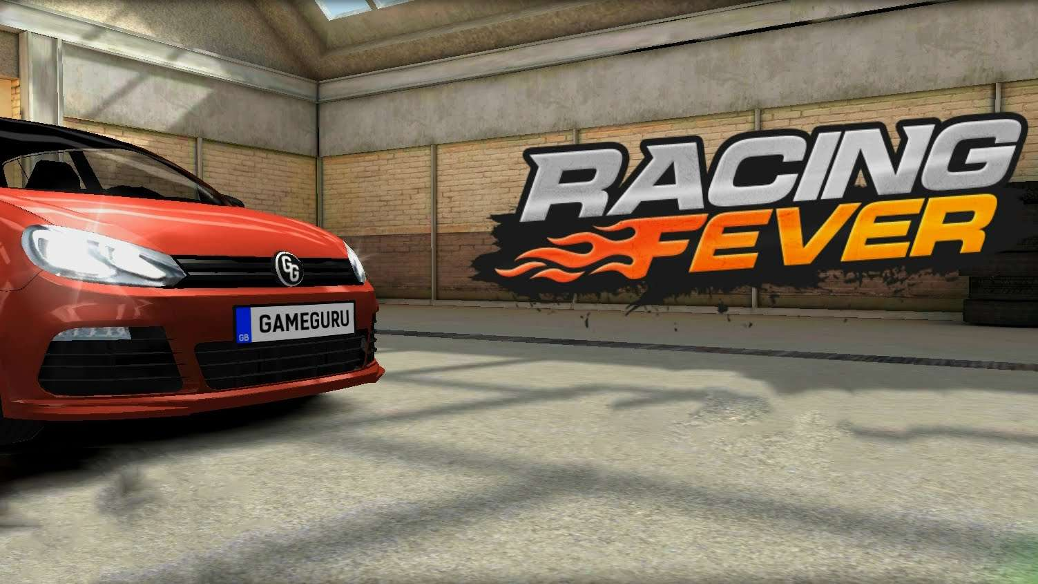 Игра Racing Fever на ПК