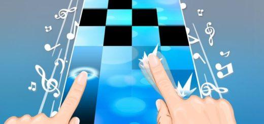 Игра Плитки Фортепиано 2 на ПК