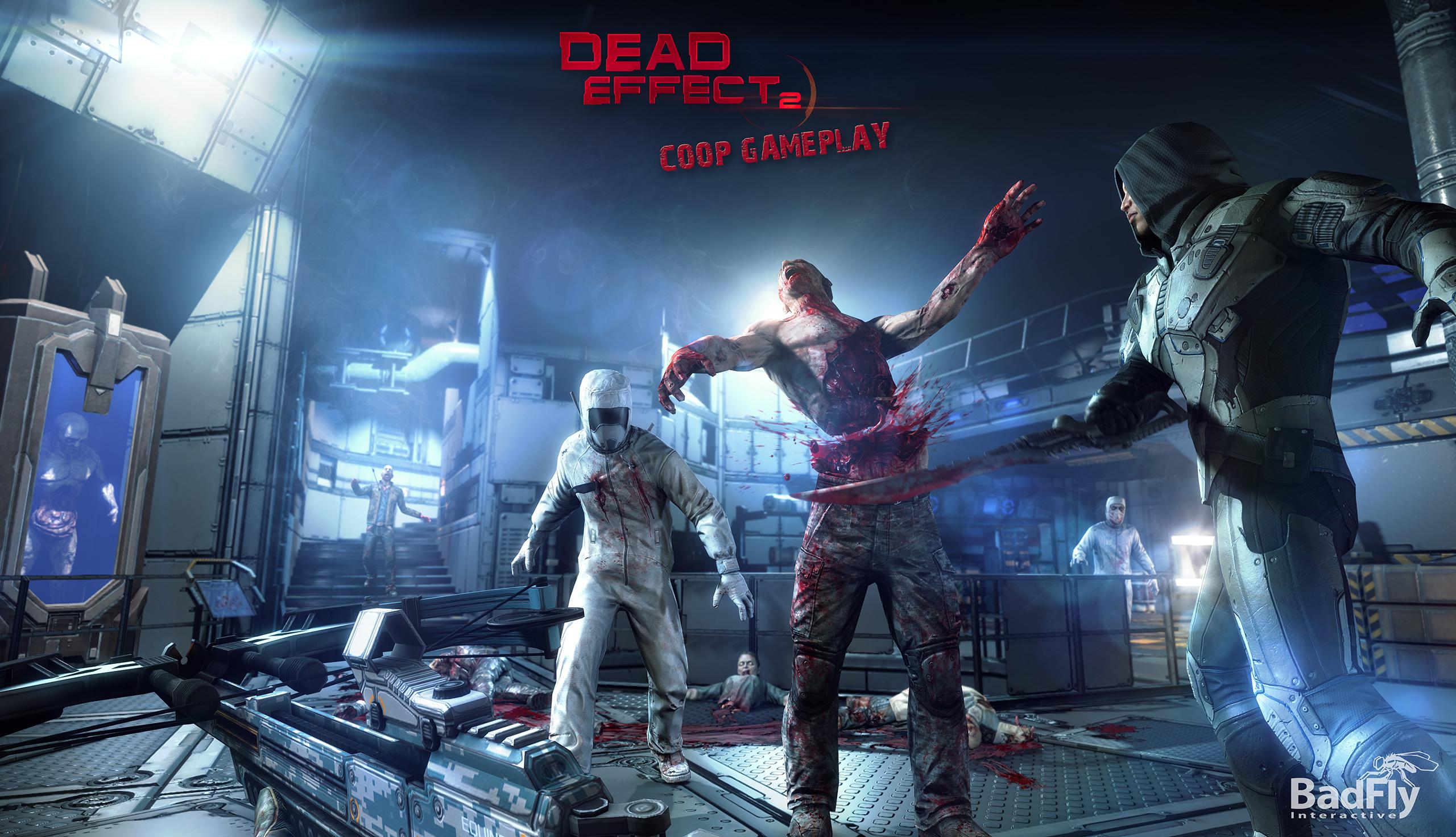Dead Effect 2 на PC