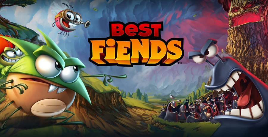 Игра Best Fiends на ПК