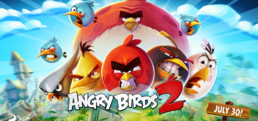 Скачать игру Angry Birds 2 на компьютер