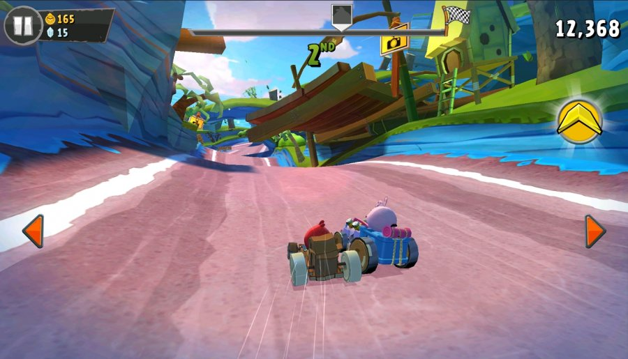Игра Angry Birds Go! на PC