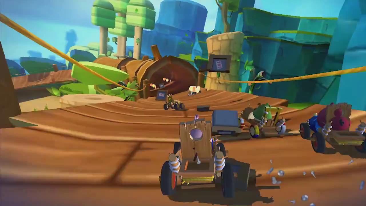 Игра Angry Birds Go! на компьютер