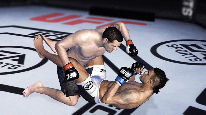 EA SPORTS UFC на PC