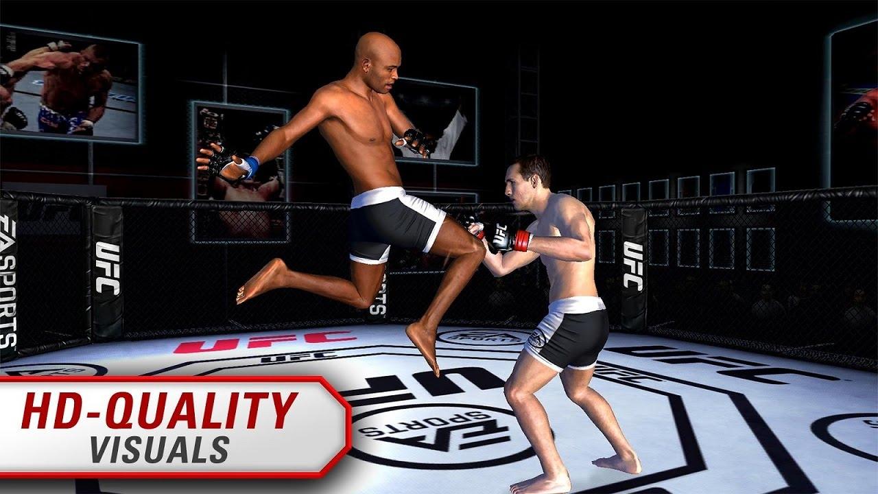 EA SPORTS UFC играть на компьютере