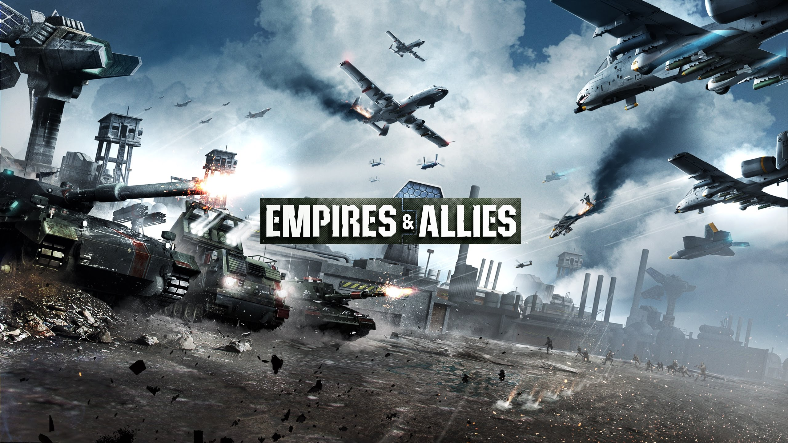 Empires and Allies на ПК