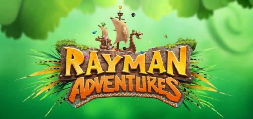 Rayman Adventures скачать на компьютер