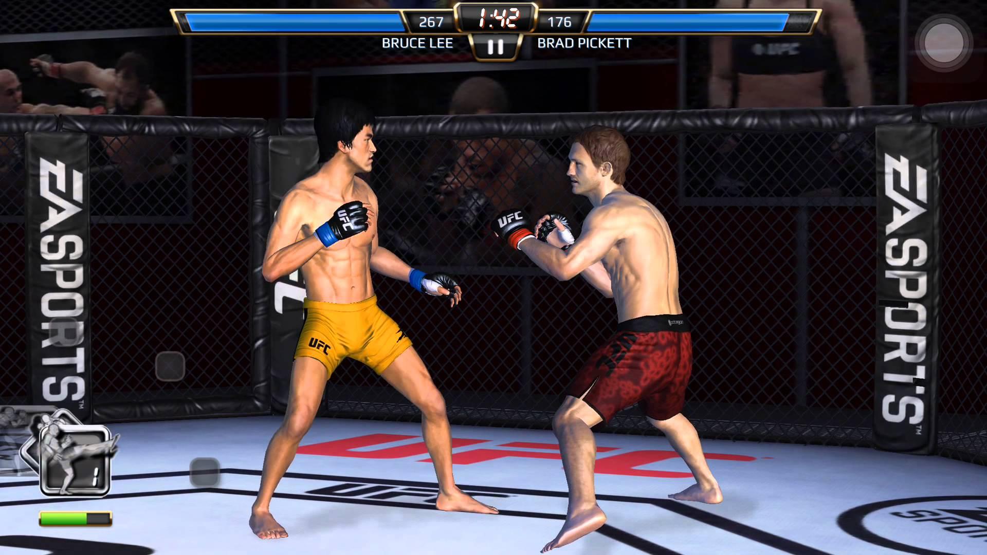 EA SPORTS UFC на компьютер